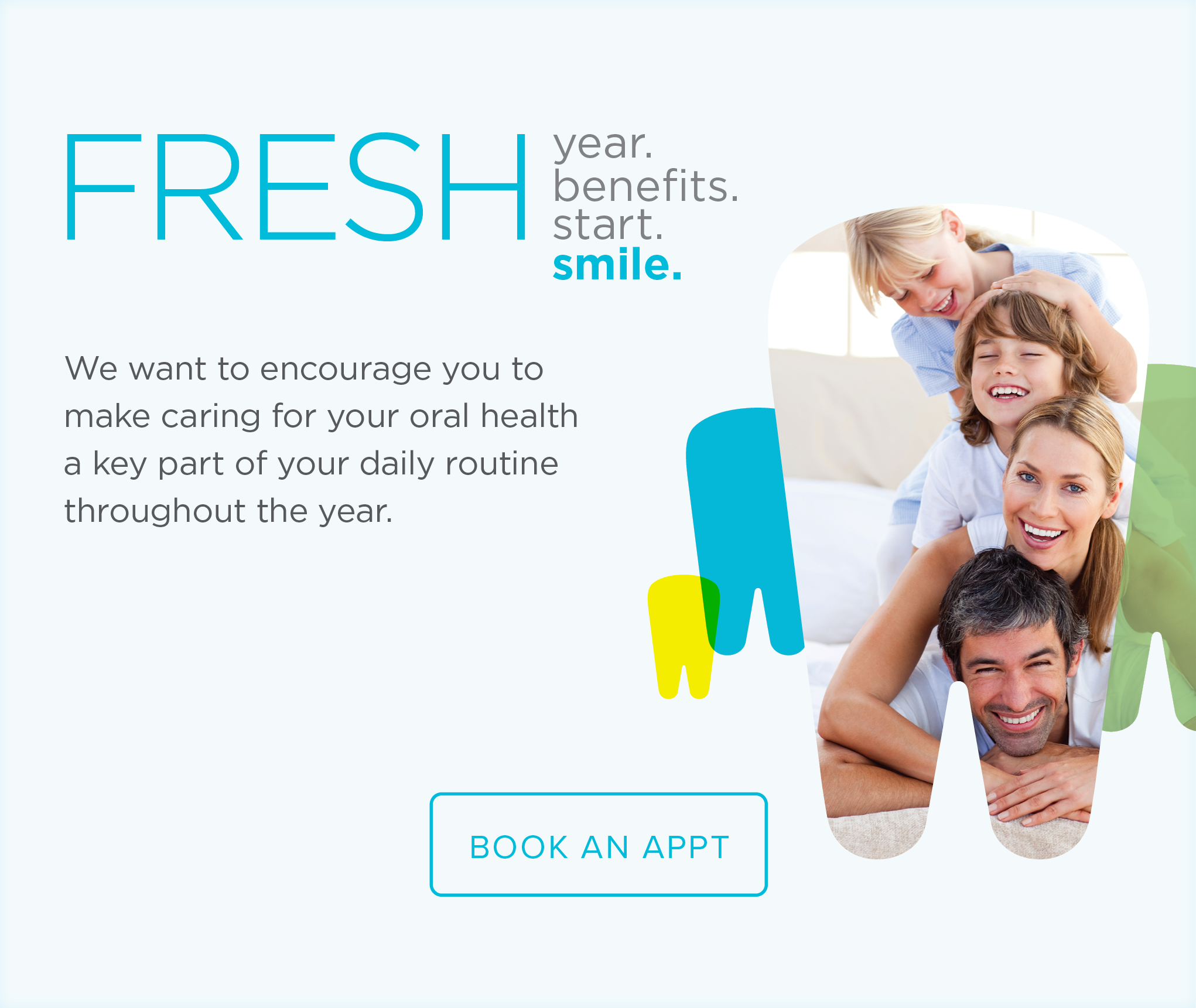 Arcadia Modern Dentistry - Make the Most of Your Benefits